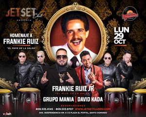 JetSet Frankie Ruiz