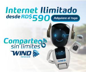 Wind - Comparte sin Limites