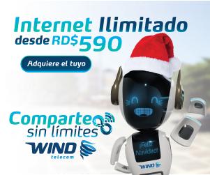 Wind - Comparte sin Limites esta Navidad