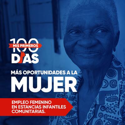 Mis primeros 100 días - Luis Abinader