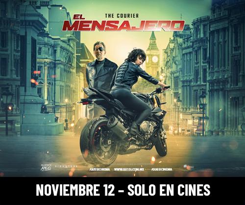 Caribbean Cinemas - El Mensajero