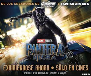 Caribbean Pay - Pantera Negra